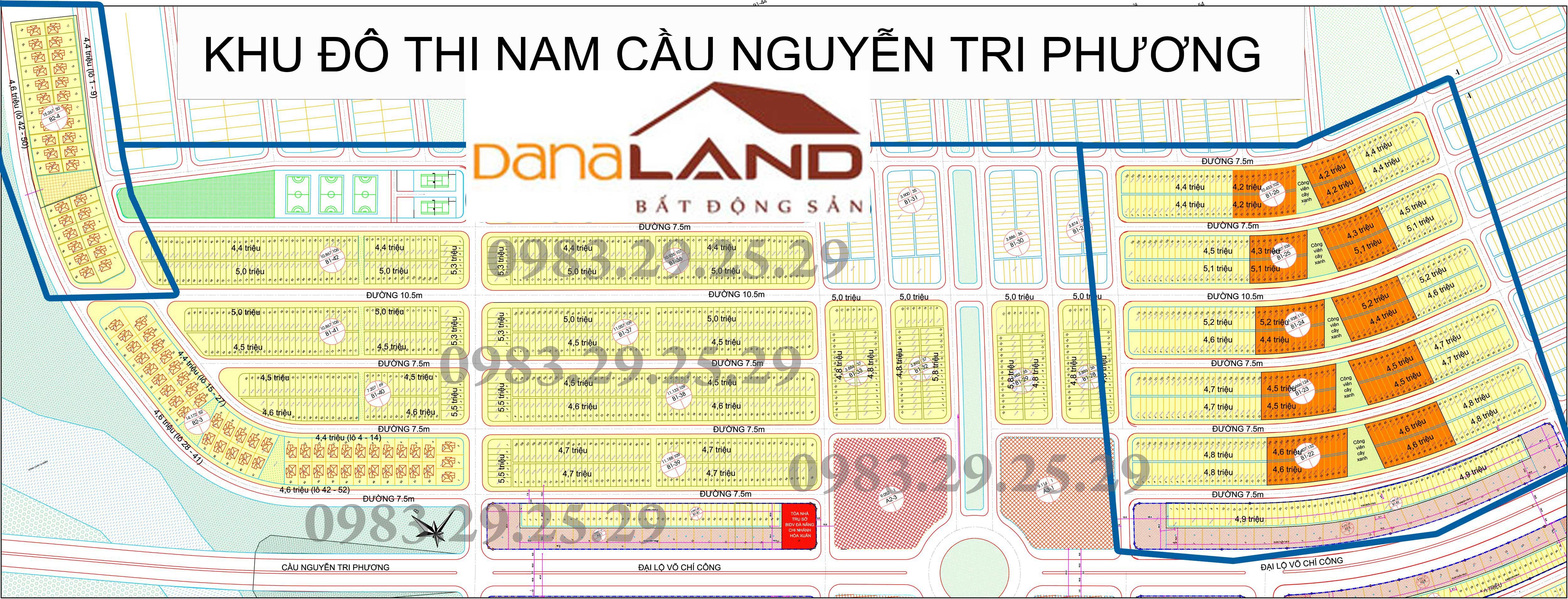 Click để xem bản đồ dự án